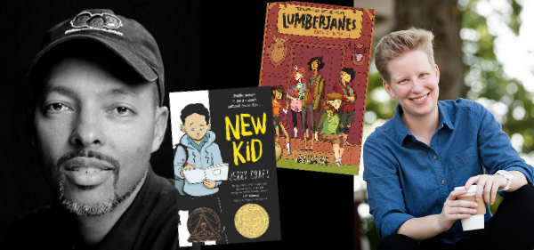 Jerry Craft & Grace Ellis: Developing Empathy with Comics & Graphic Novels