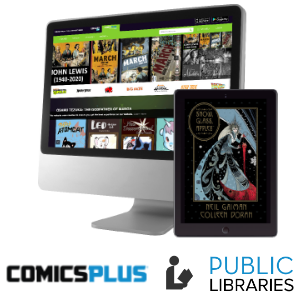 ComicsPlus for Public Libraries