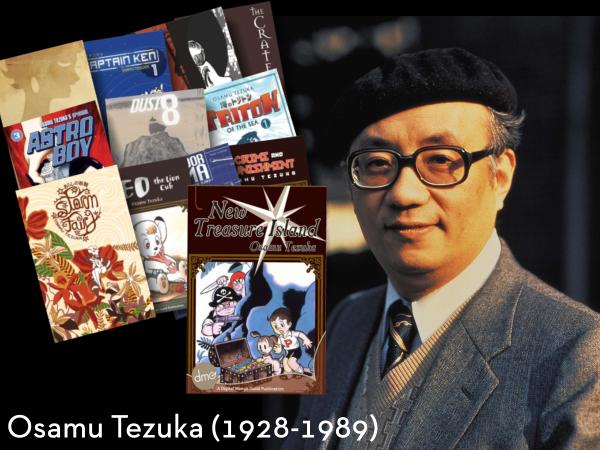 Osamu Tezuka (1928-1989)