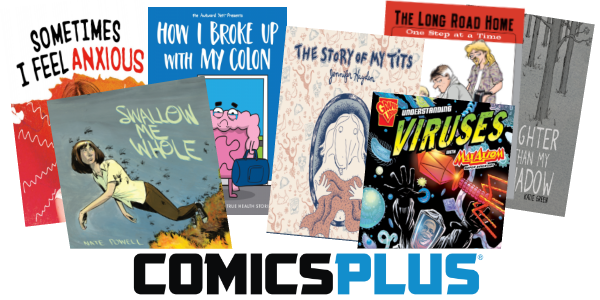 Graphic Medicine for Schools and Libraries
