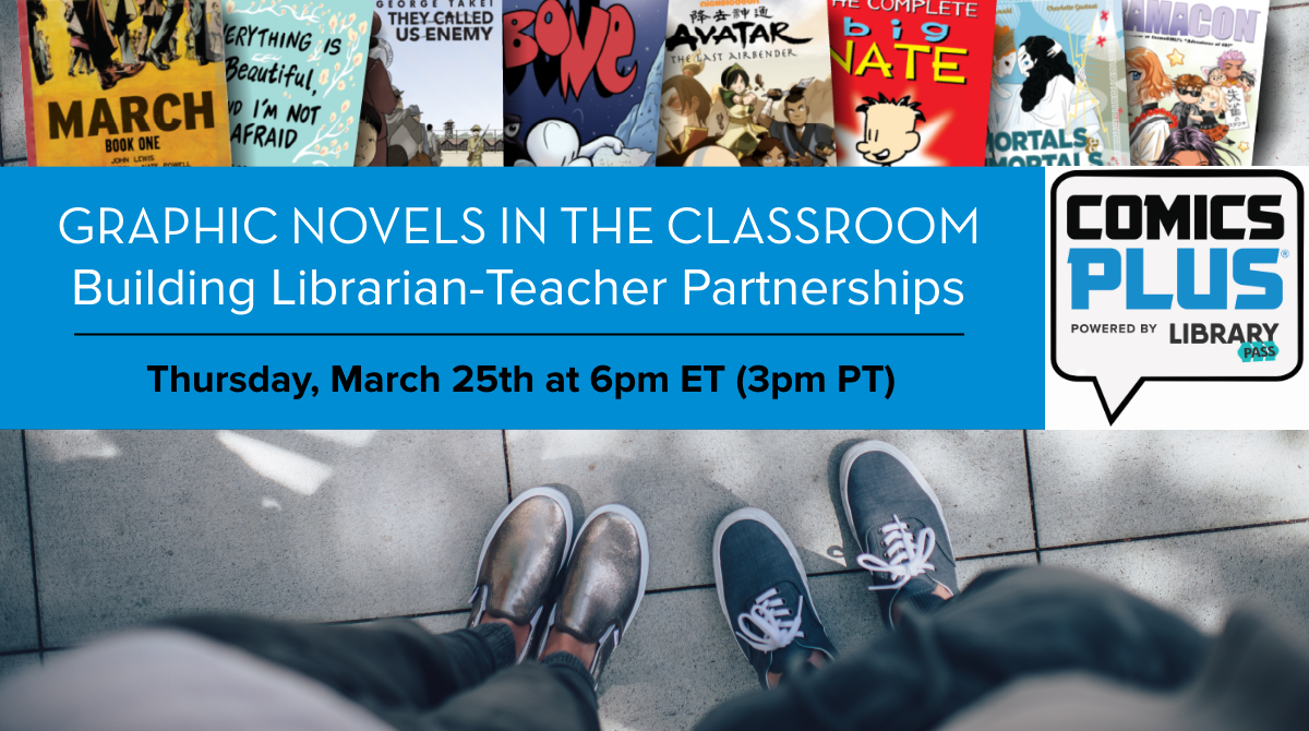 Graphic Novels in the Classroom: Building Librarian-Teacher Partnerships
