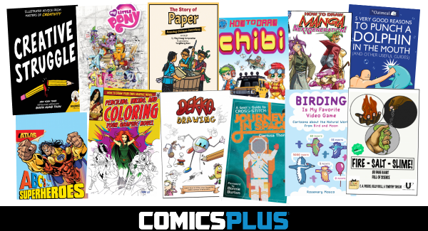 Using Comics to Spark Creativity and Imaginative Learning