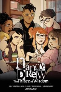 Nancy Drew: The Palace of Wisdom by Kelly Thompson, Jenn St-Onge